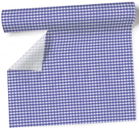 tischl ufer vichy lavendel kariert vichy lavender tischband rolle ebay. Black Bedroom Furniture Sets. Home Design Ideas