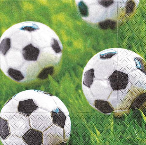 Servietten - Fußball