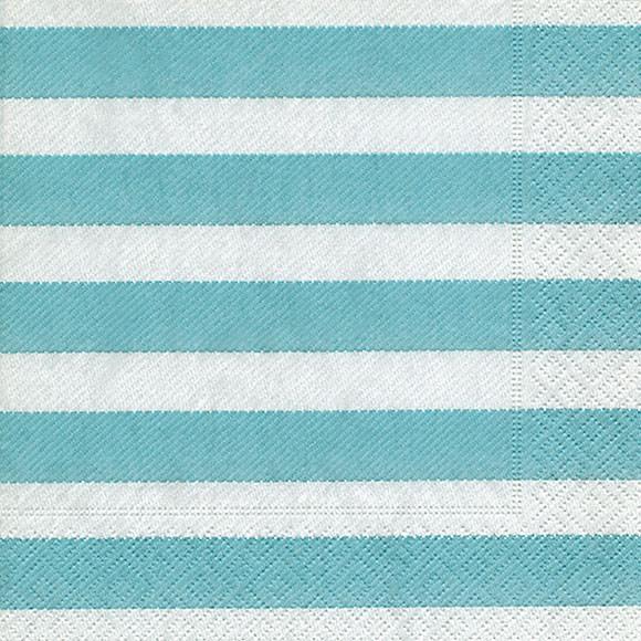 napkins linen stripes aqua 200488 everyday napkins by