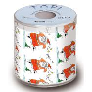 Toilet paper - Christmas scented