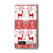 Handkerchiefs - Two deers
