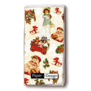 Handkerchiefs - Christmas stickers