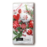 Handkerchiefs - Xmas decoration