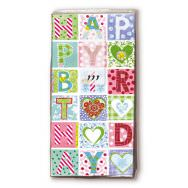 Handkerchiefs - B-day