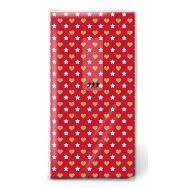 Handkerchiefs - Mini patterns red