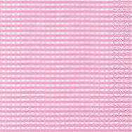 Cocktail napkins - Vichy rose