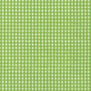 Napkins - Vichy green