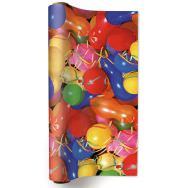 Non woven runner - Colourful balloons