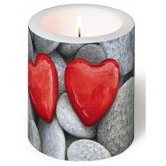 Candle - Love stones