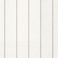 Cocktail napkins - Home white-beige