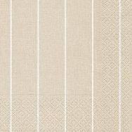 Cocktail napkins - Home beige