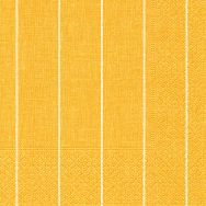 Cocktail napkins - Home yellow