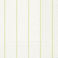 Cocktail napkins - Home white-green