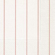 Cocktail napkins - Home white-rose