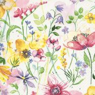 Cocktail napkins - Flower meadow