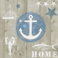 Cocktail napkins - Maritime home