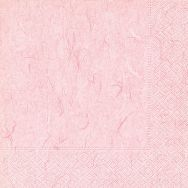 Cocktail napkins - Pure soft pink