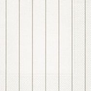 Dinner napkins - Home white-beige