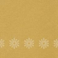 Dinner napkins - Starry gold - Airlaid