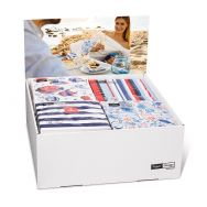 Display Napkins - Atlantic breeze - 24 packages