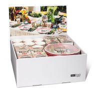 Display BBQ zum Grillen - Becher, Teller, ...