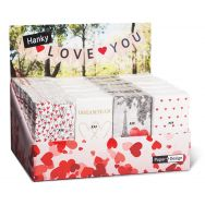 Display Hankies - Love2 - 24 packages