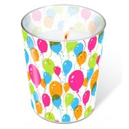 Candle in a glass - Splash Balloons