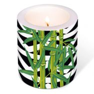 Candle - Bamboo leaves