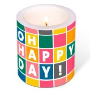 Candle - Happy Day