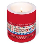 Candle - Hygge border