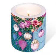 Candle - Romantic baubles