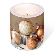 Candle - Bauble arrangement