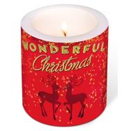 Candle - Wonderful Christmas