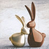 Servietten - Bunny award