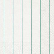 Napkins - Home white-aqua
