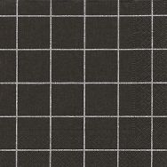 Napkins - Home square black