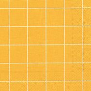Napkins - Home square yellow