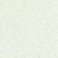 Napkins embossed - Moments Ornament pale green