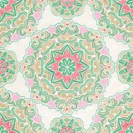 Napkins embossed - Kaleidoscope
