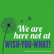Servietten - Wish-you-what