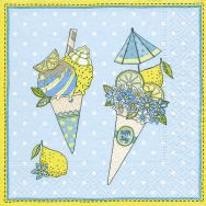 Napkins - Ice cream cones