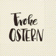 Napkins - Frohe Ostern
