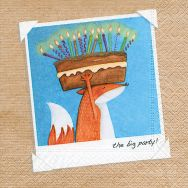 Napkins - The big party