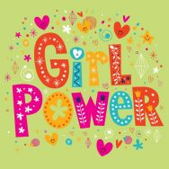 Servietten - Girl Power