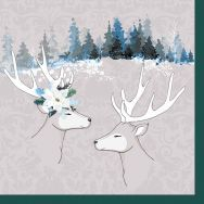Napkins - Deer love