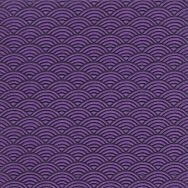 Napkins embossed - Konami purple