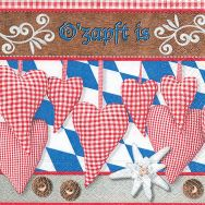 Napkins - Ozapft is Oktoberfest