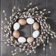 Napkins - Rustic Eggs