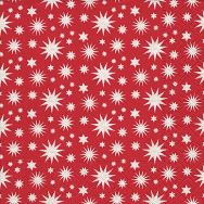 Napkins - A lot of stars red