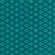 Napkins embossed - Water chestnut teal